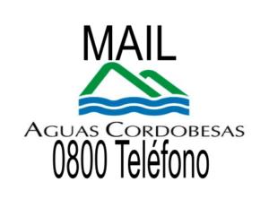 Aguas Cordobesas 0800 Mail