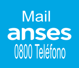ANSES 0800 Mail Contacto