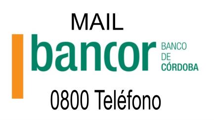 CORDOBESA 0800 y Mail