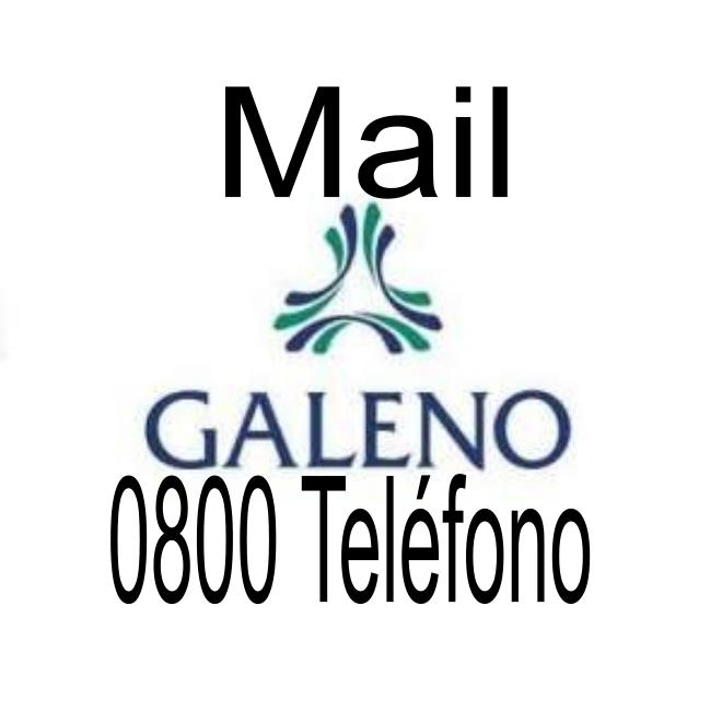 [ GALENO 0800 | MAIL ]
