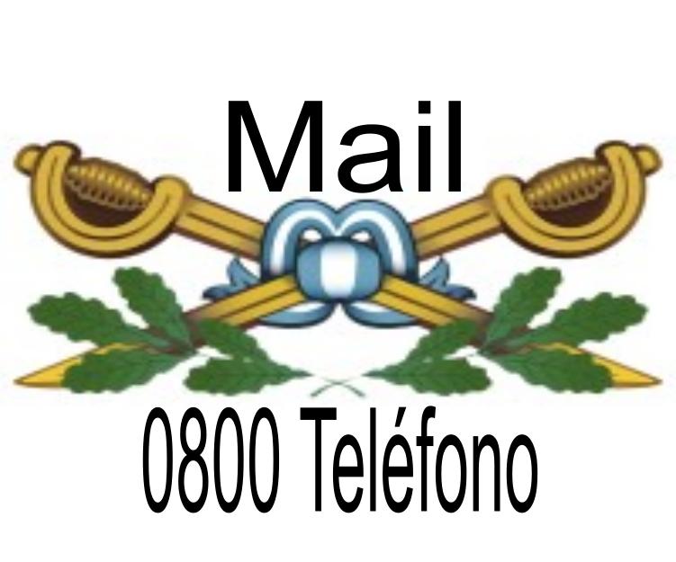 [ GENDARMERIA | 0800 | MAIL ]