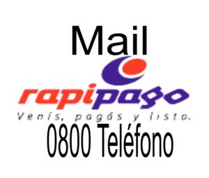 Telefono 0800 de Rapipago