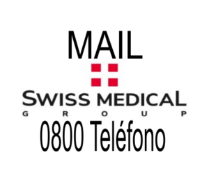 Swiss Medical GROUP 0800 y MAIL