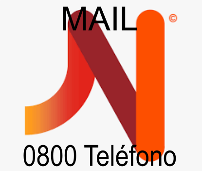TARJETA NARANJA 0800 y MAIL