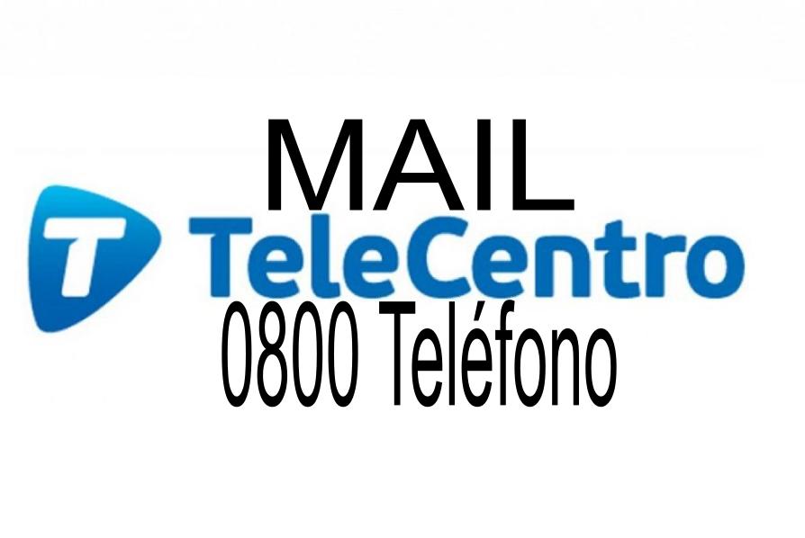 [ TELECENTRO | 0800 | MAIL ]