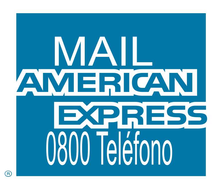 [ AMERICAN EXPRESS | 0800 | MAIL ]