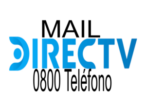 Direct TV 0800 y Mail
