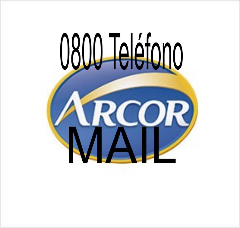 [ ARCOR | 0800 | MAIL ]