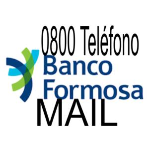 Teléfono 0800 Mail Banco de Formosa Turnos Horarios Plazo Fijo Cronograma de pago Jubilados