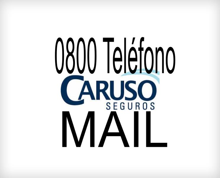 [ CARUSO | 0800 | MAIL ]