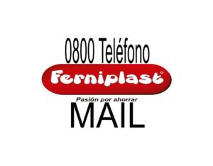 Teléfono 0800 Mail Ferniplast