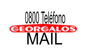 Teléfono 0800 Mail Georgalos Fabrica Empresa Golosinas