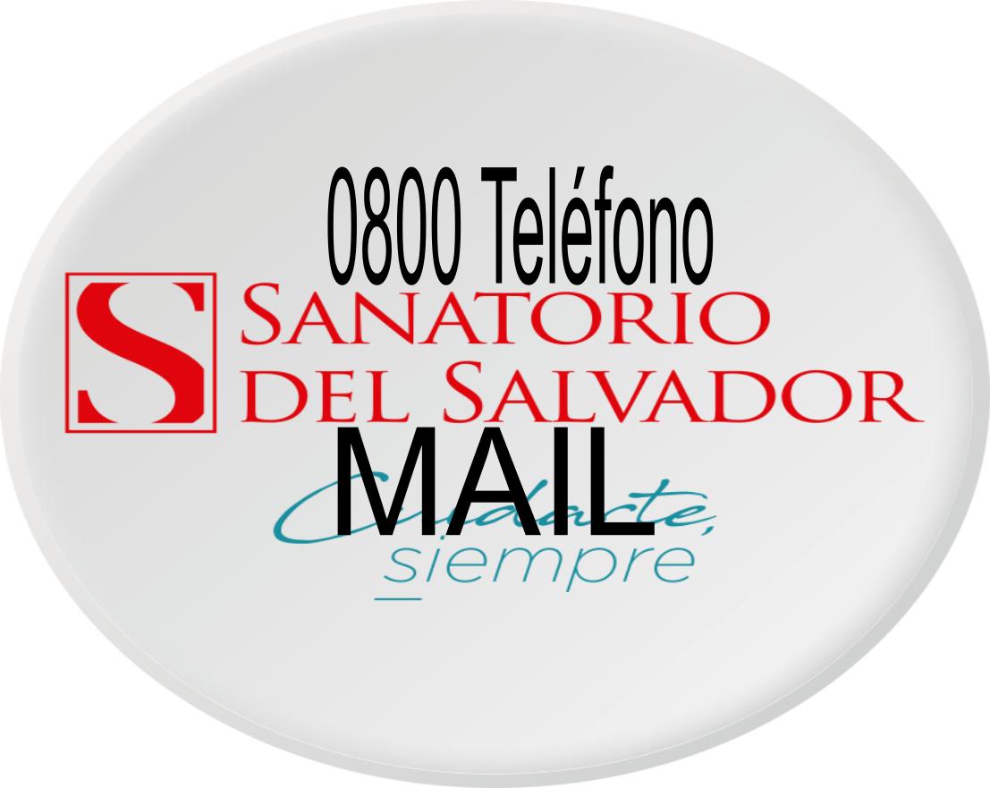 [ SANATORIO SAN SALVADOR | 0800 | MAIL ]
