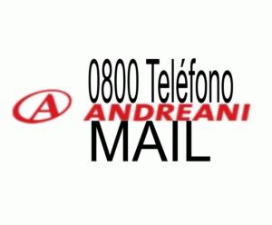 andreani correo 0800 mail contacto sucursales quejas reclamos seguimiento de envios