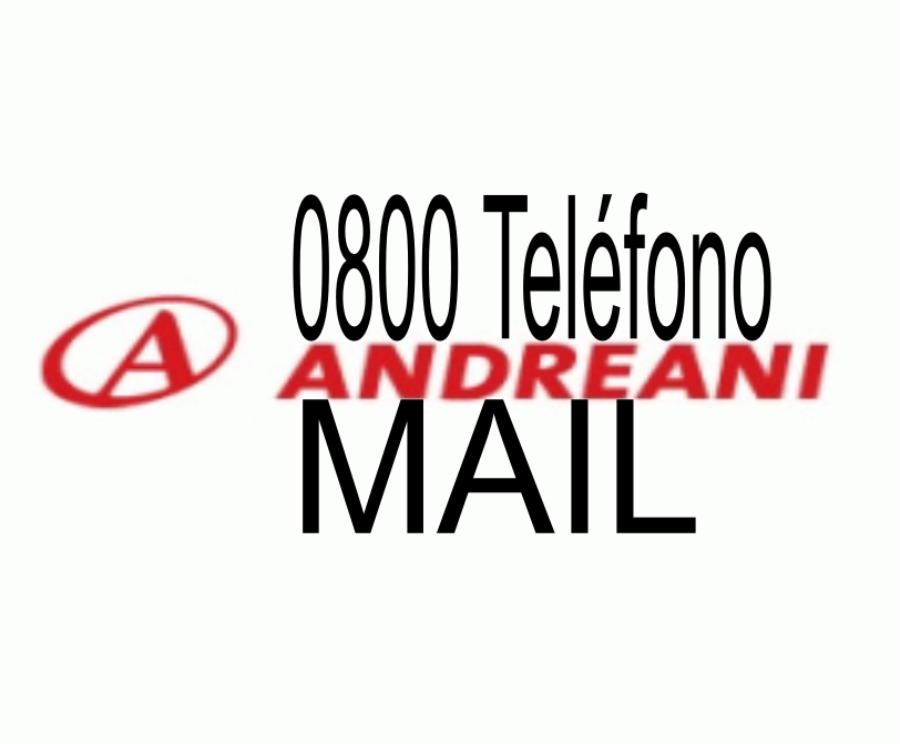 [ ANDREANI | 0800 | MAIL ]
