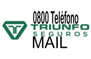 triunfo seguros 0800 mail contacto poliza auto moto dar de baja boleta de pago auxilio telefono