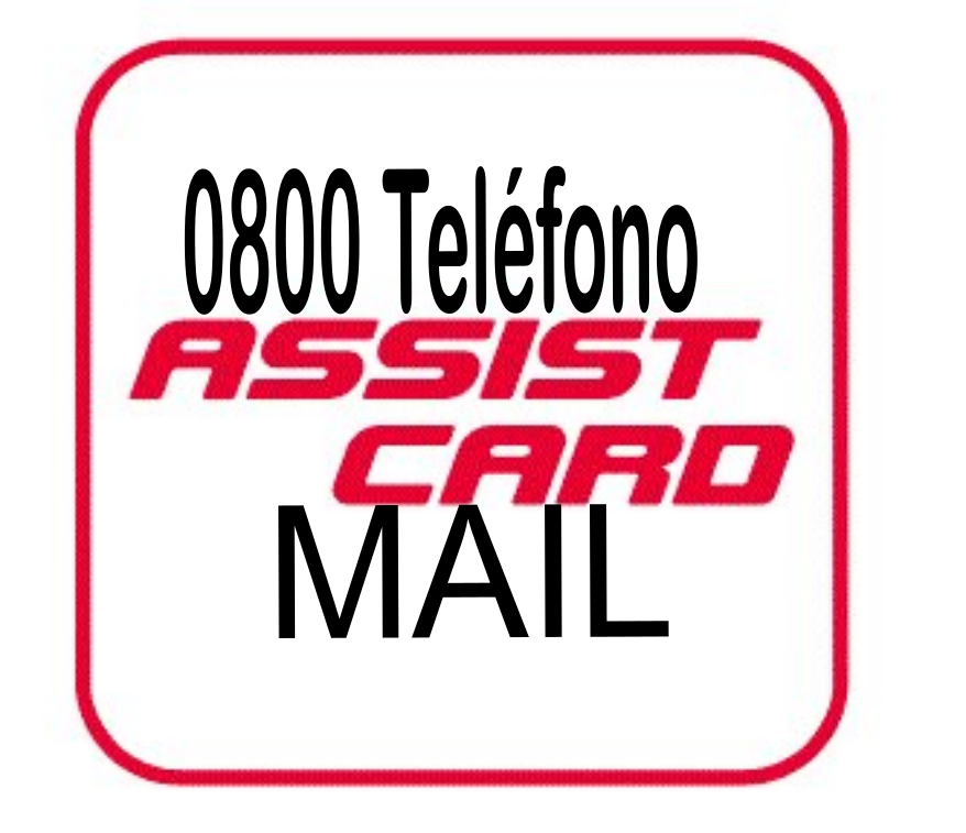 [ ASSIST CARD | 0800 | MAIL | ]