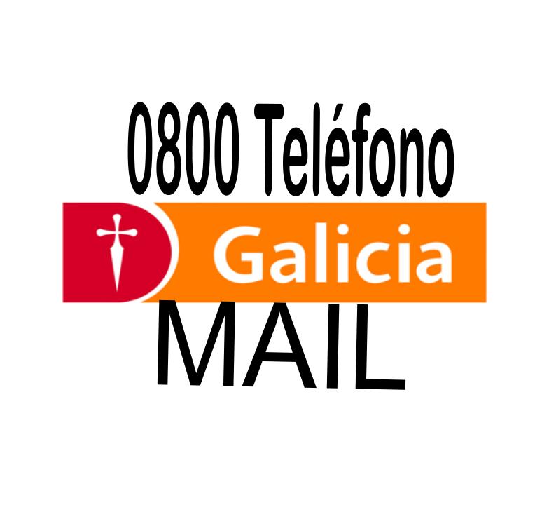 [ Banco Galicia | 0800 | MAIL | ]