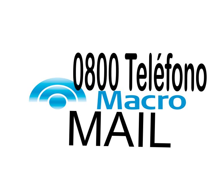 [ Banco MACRO | 0800 | MAIL | ]