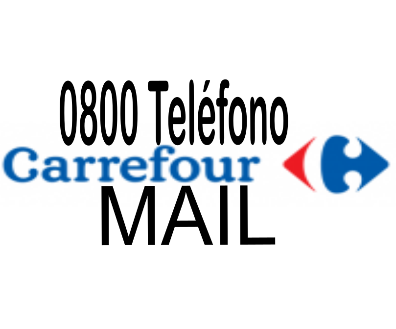 [ CARREFOUR   0800   MAIL   ]