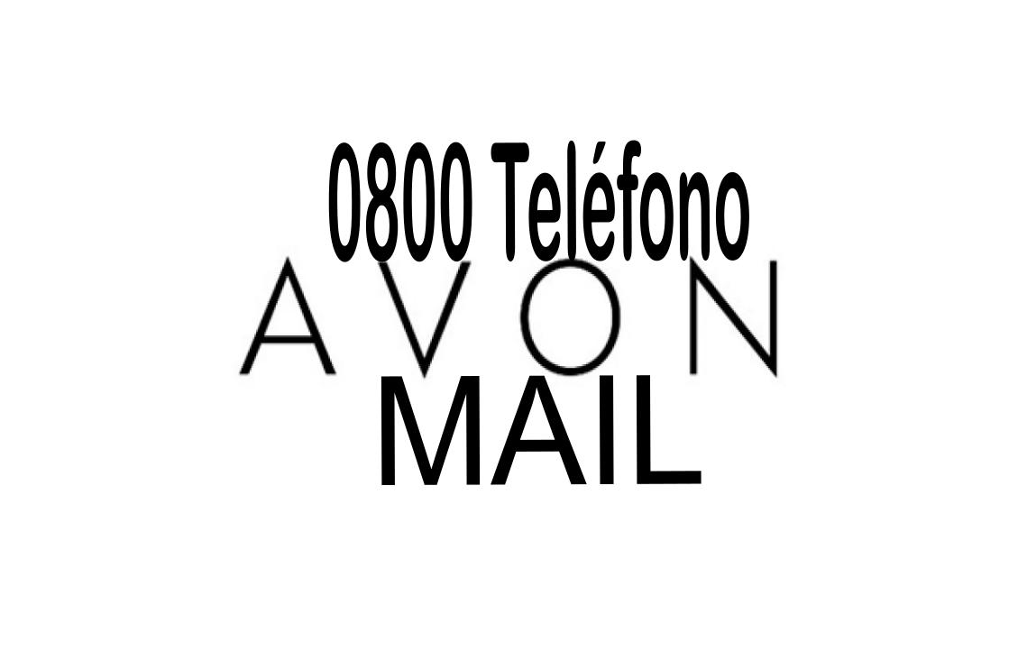 [ AVON Cosmeticos | 0800 | MAIL | ]