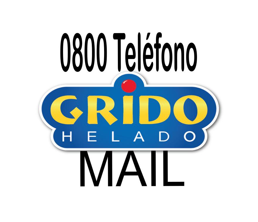 [ GRIDO Helados | 0800 | MAIL | ]