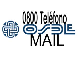 osde 0800 mail contacto telefono farmacias cartillas prestaciones planes reintegros autorizaciones