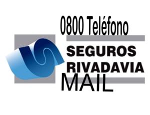 seguros rivadavia 0800 mail contacto telefono dar de baja siniestros auxilio grua poliza emergencias