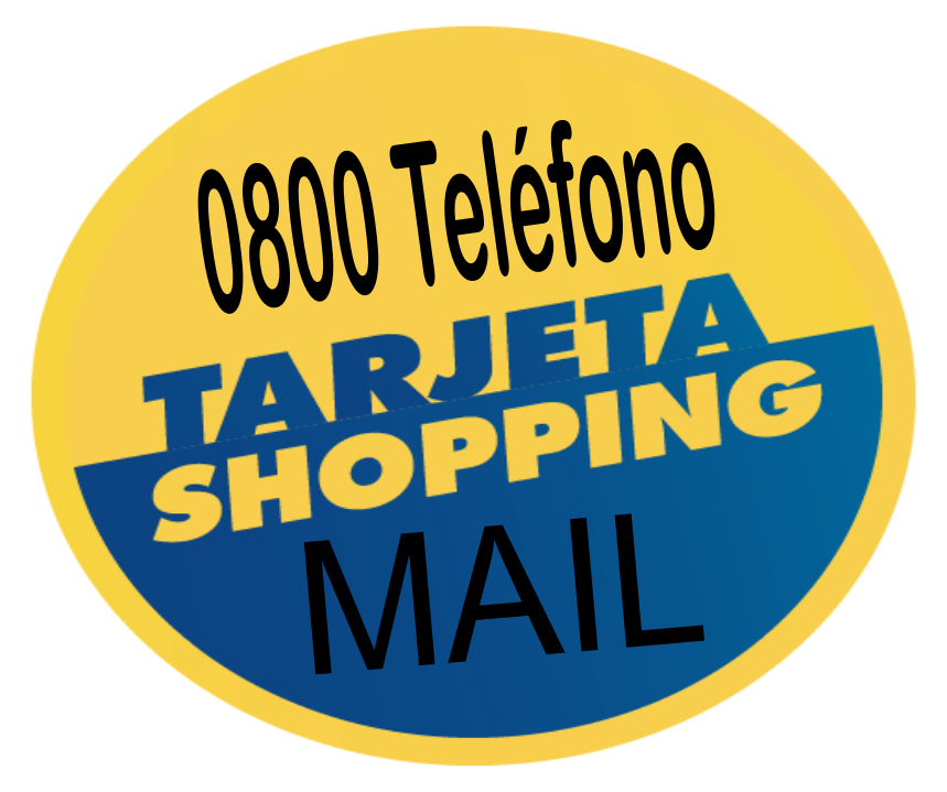 [ TARJETA SHOPPING | 0800 | MAIL | ]