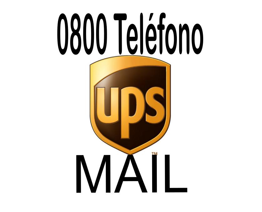 [ UPS   0800   MAIL   ]