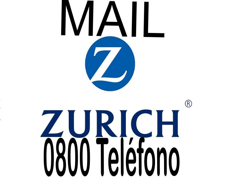 [ ZURICH Seguros | 0800 | MAIL | ]